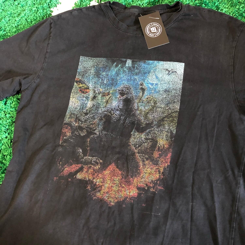 Godzilla T-Shirt Size XL