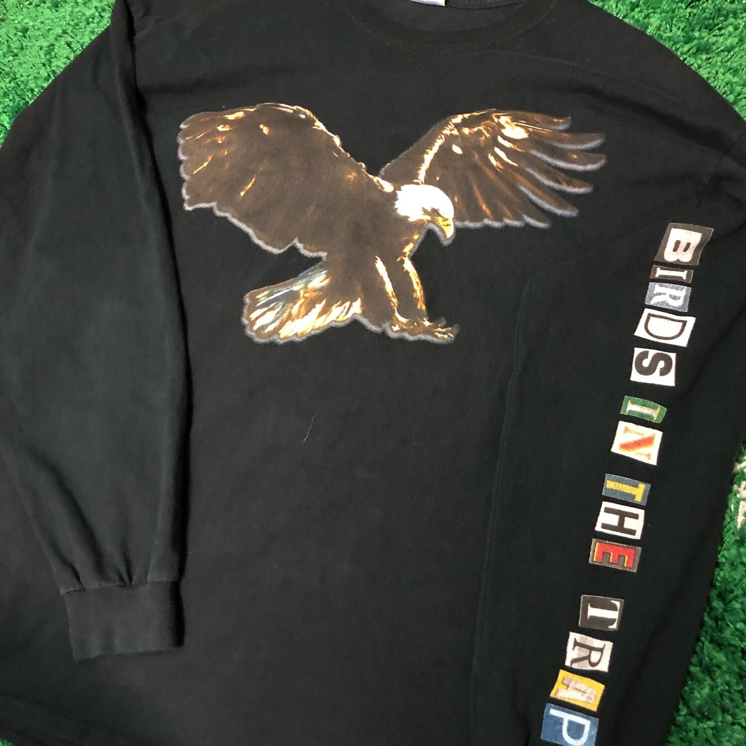 Travis Scott Birds In The Trap Long Sleeve Size XL