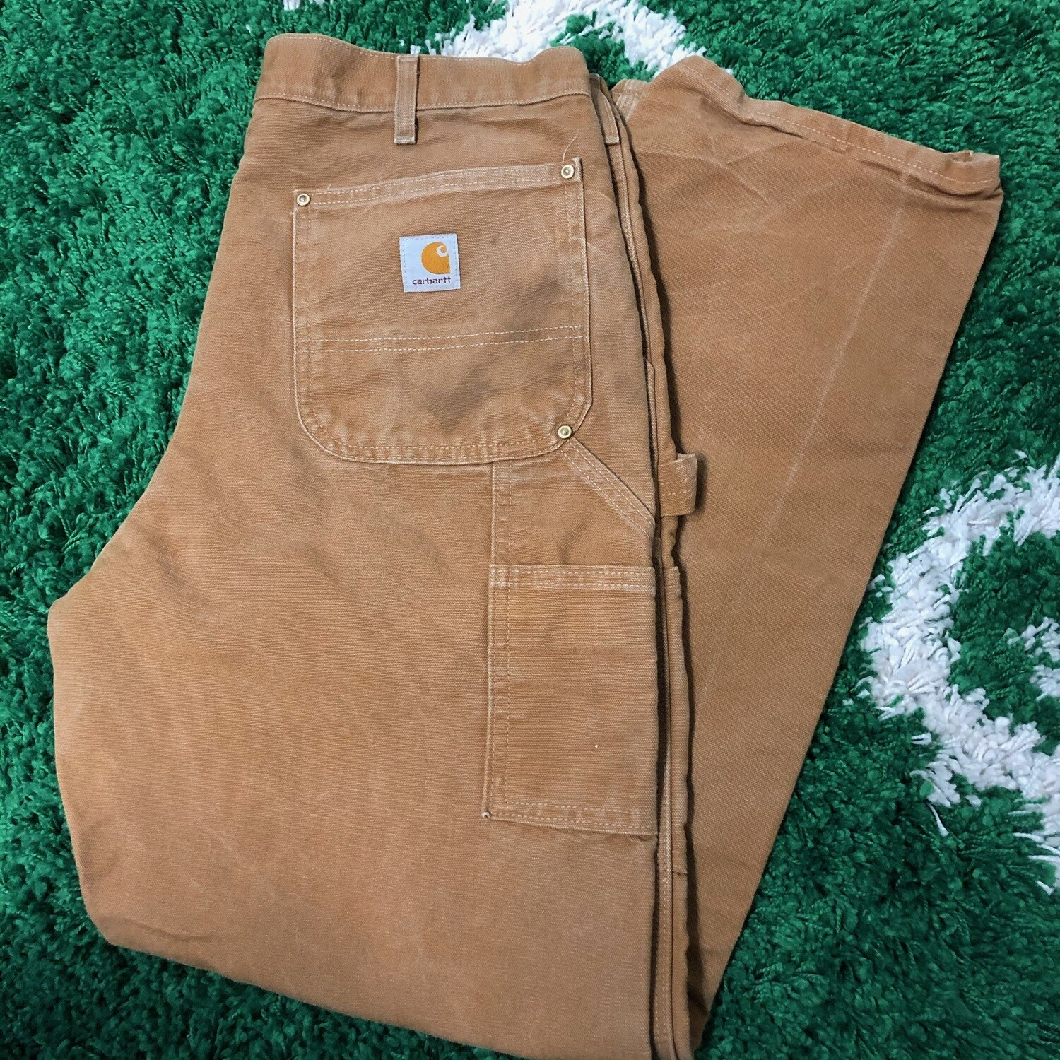 Carhartt Made in USA Work Pants Size 34