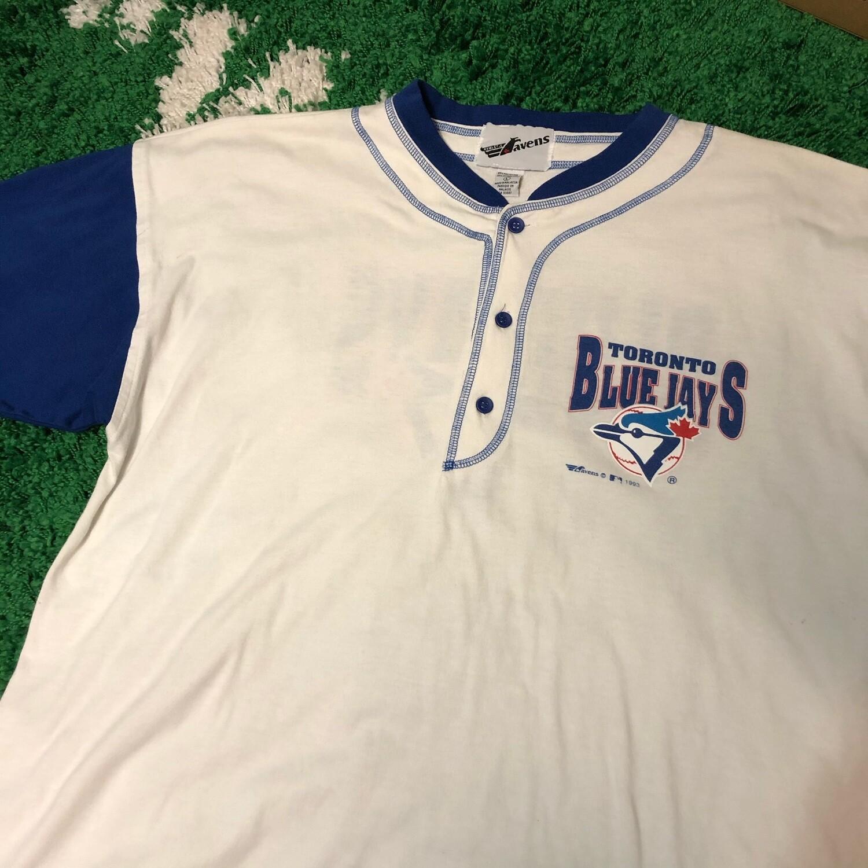 Blue Jays Baseball Shirt Size Large