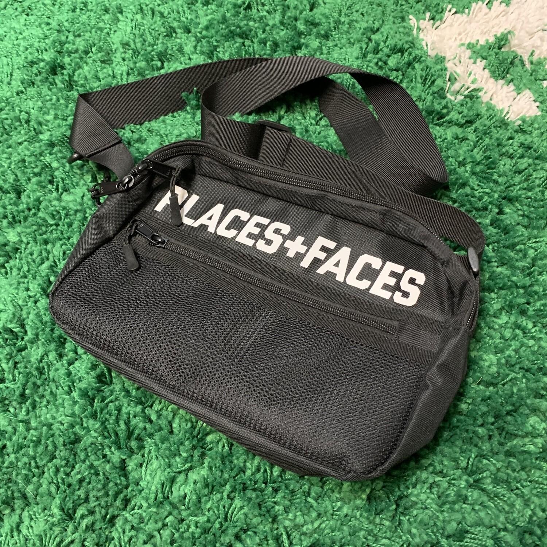 Places + Faces Side Bag