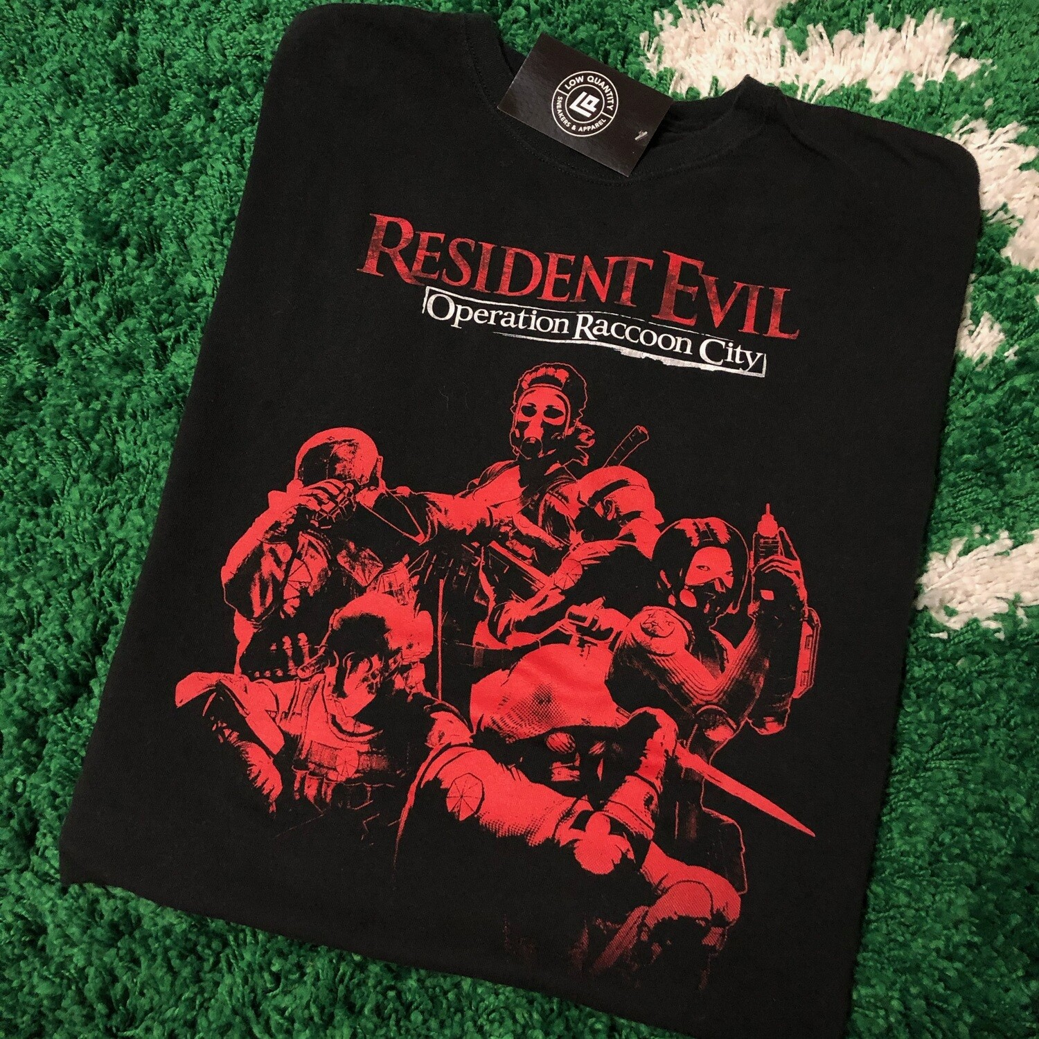 Resident Evil Operation Raccoon City Size Large