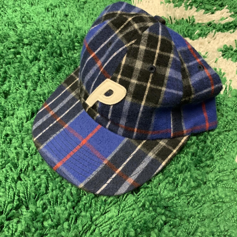 Palace Plaid Hat