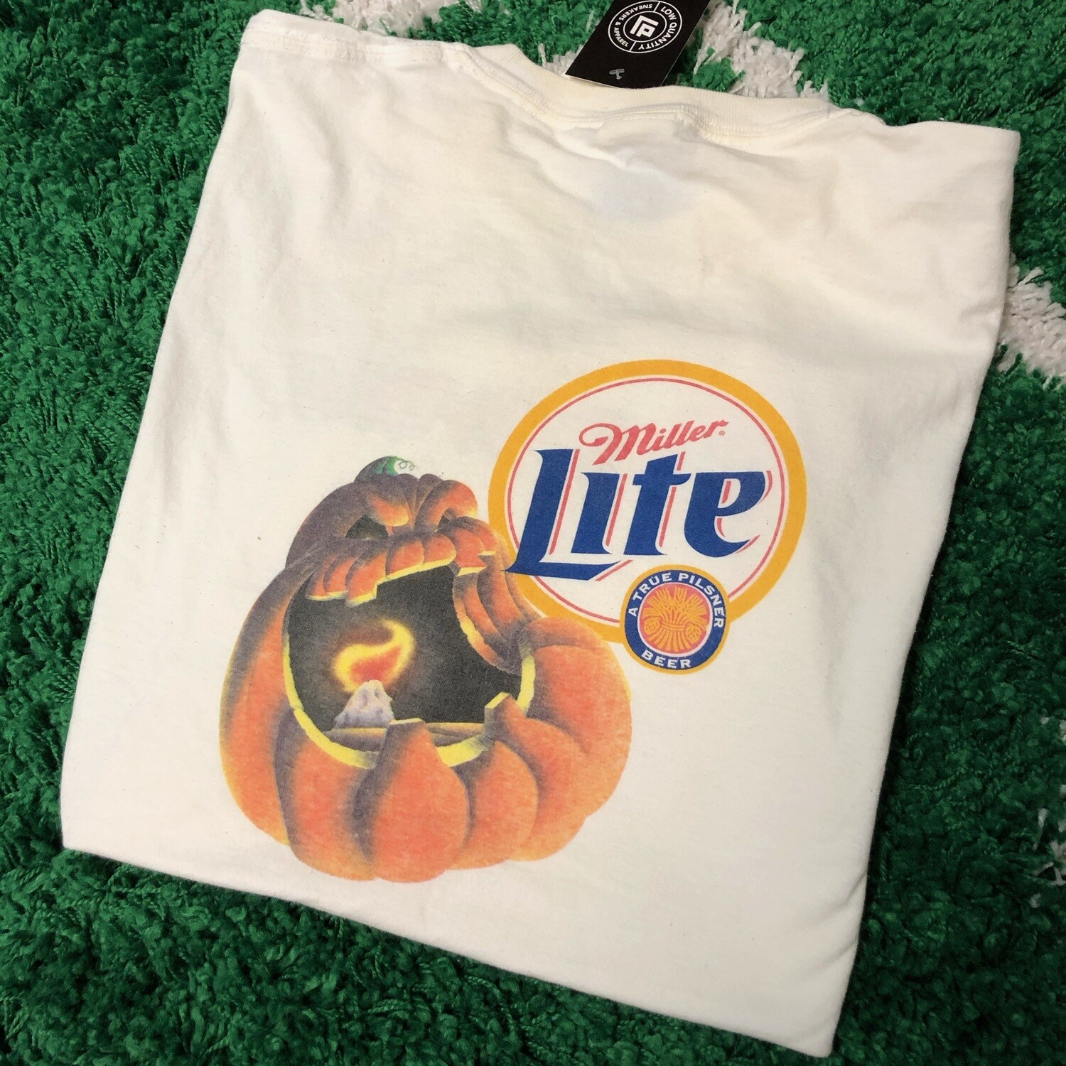 Miller Lite Party Patch Size XL