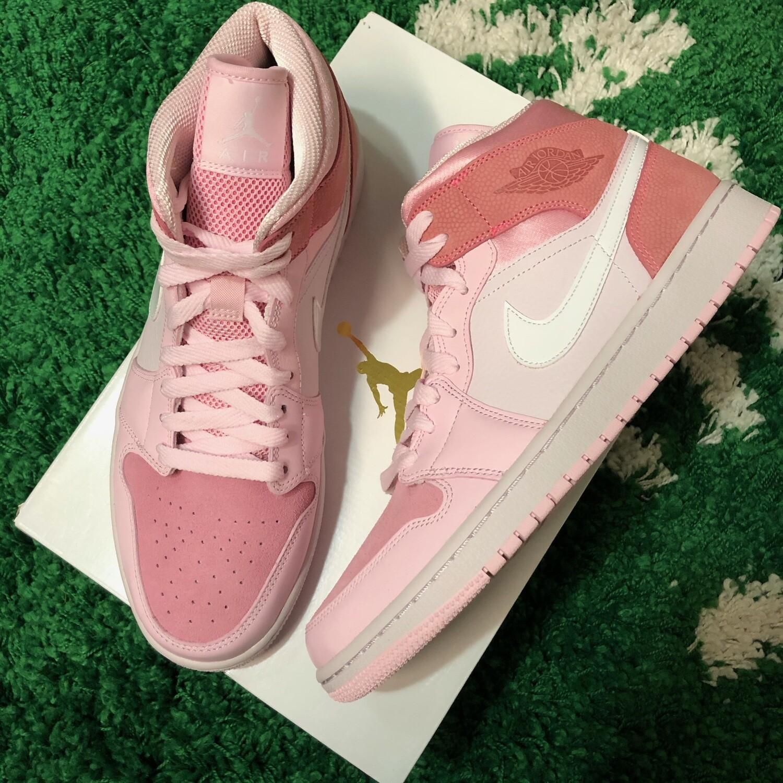 Air Jordan 1 Digital Pink Size 12W