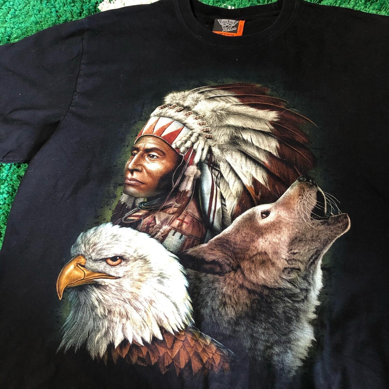 Rock Eagle Classic Vintage Shirt Size XL