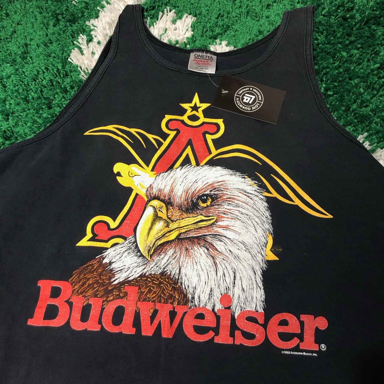Budweiser 1988 Tank Top Size XL