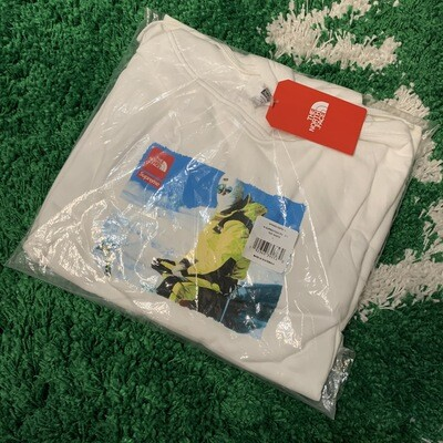 Supreme x The North Face Hoodie Size Large