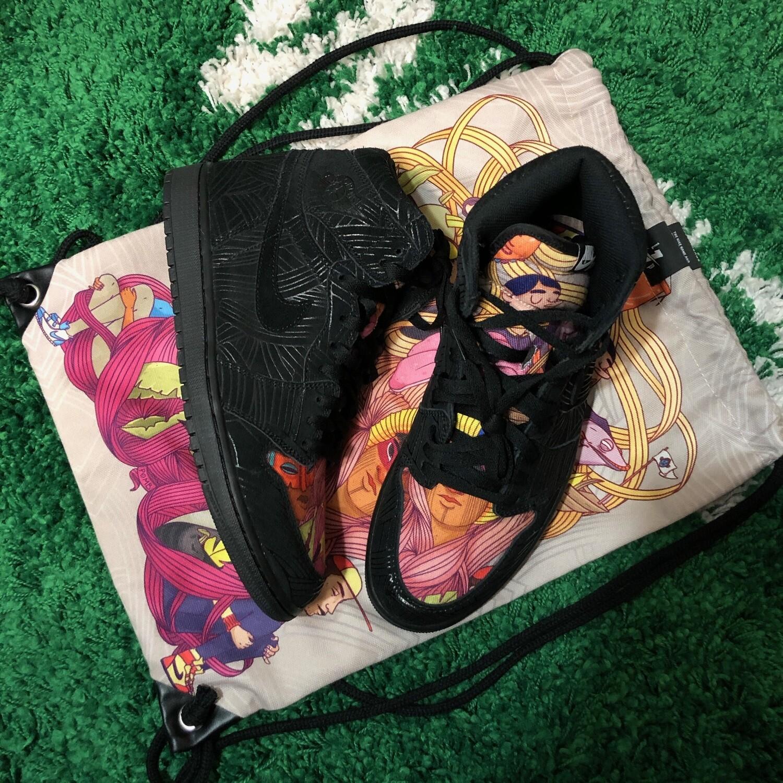 Nike Air Jordan 1 Los Primeros Size 11