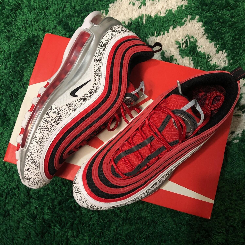 Nike Air Max 97 Jayson Tatum Size 8.5