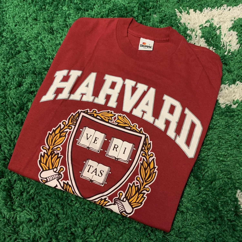 Harvard Uni Tee Size Large
