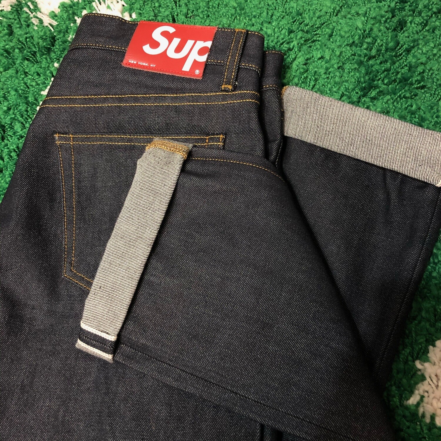 Supreme Denim Jeans Size 32