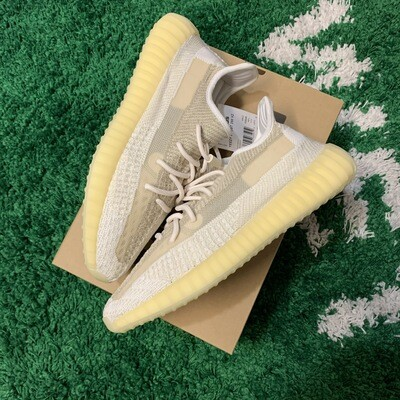 Adidas Yeezy Boost Natural Size 11