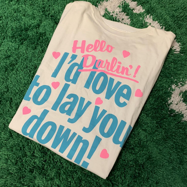 Conway Twitter Shirt Size XXL