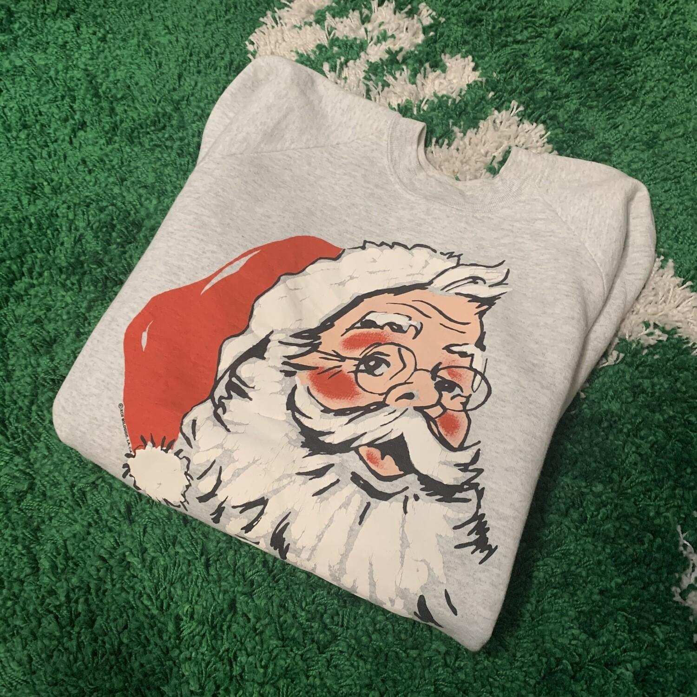 Santa Crewneck Size Large