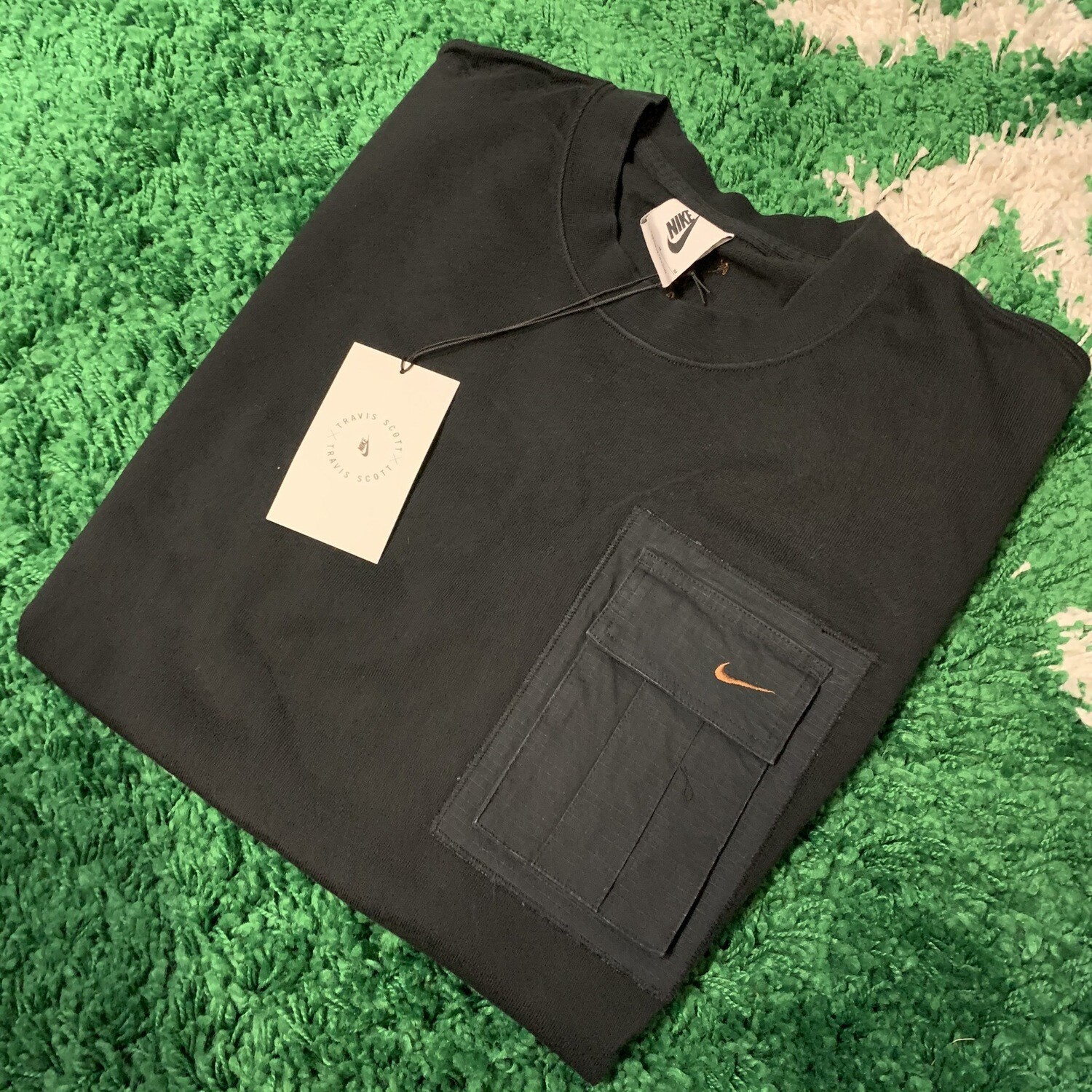 Travis Scott Nike NRG Tee Size Medium