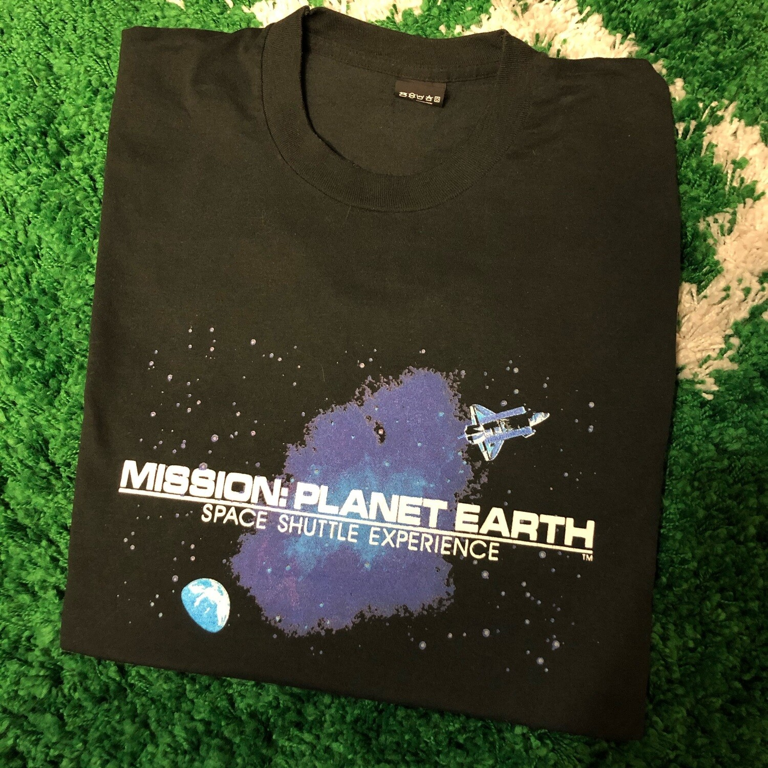 Mission Planet Earth Size Large