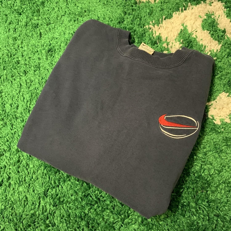 Nike Stitched Pocket Logo Navy Size XL