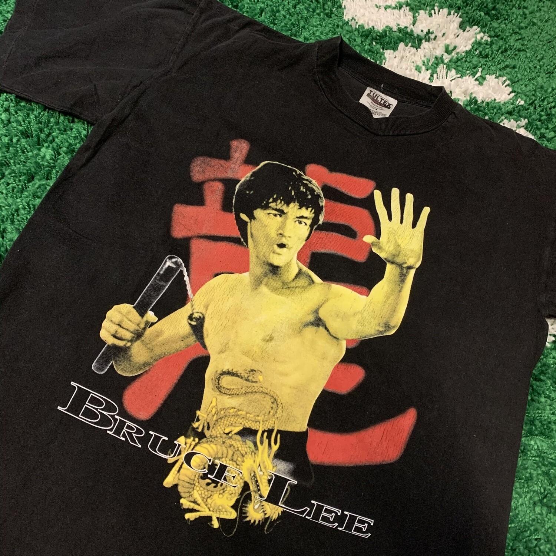 Bruce Lee Tee Size Medium