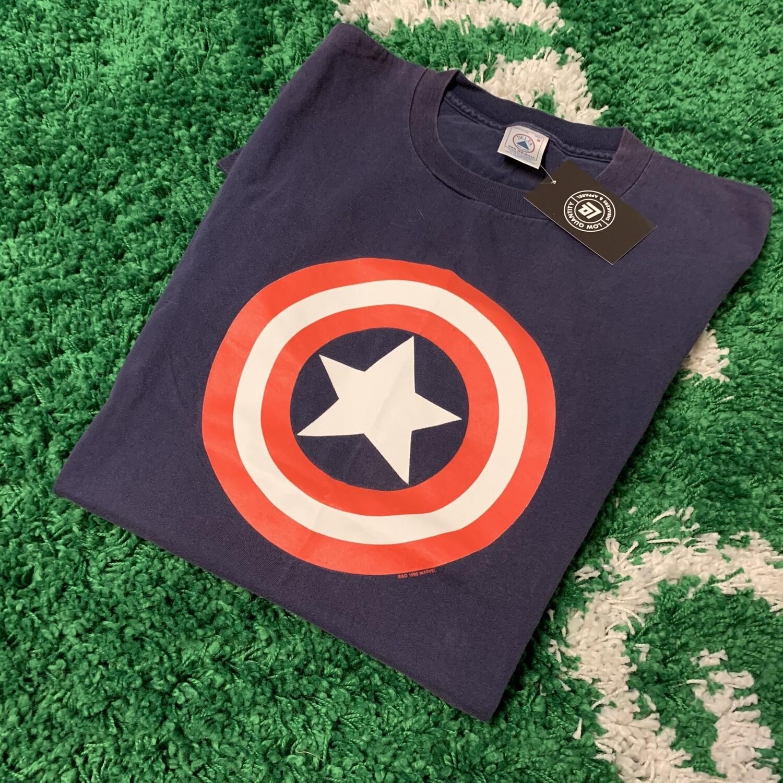 Captain America 99 Tee Size Medium
