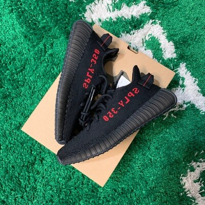 Adidas Yeezy Boost V2 Bred Size 4.5