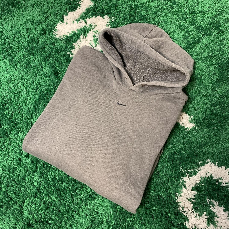 Nike Vintage Center Swoosh Hoodie Size XL