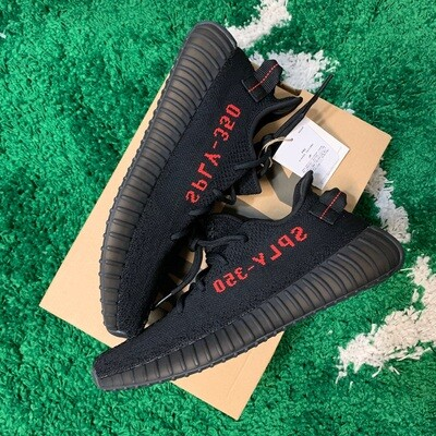 Adidas Yeezy Boost V2 Bred Size 10