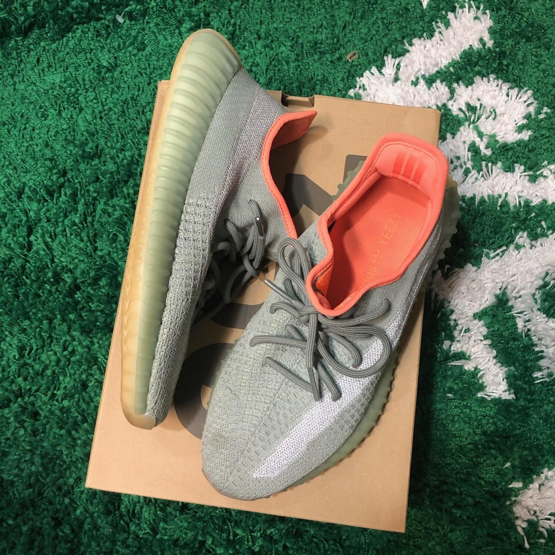 Adidas Yeezy Boost 350 v2 Desert Sage Size 9
