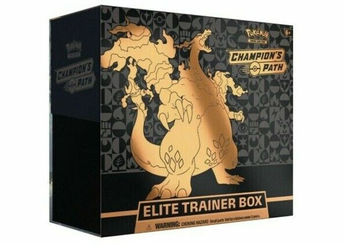 2020 Pokemon Champions Path Elite Trainer Box