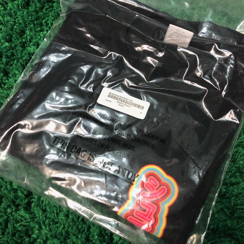 Supreme Sekintani La Norihiro Tee Black Size Medium
