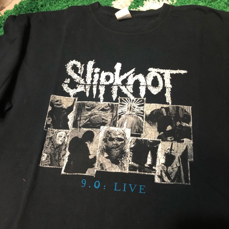 Slipknot 9.0: Live Tee Size XL
