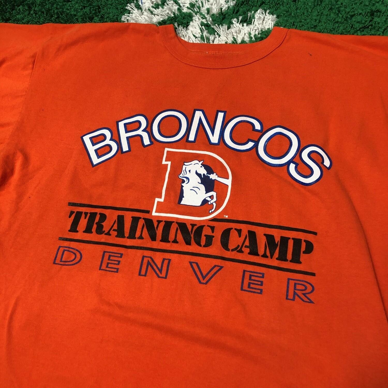 Broncos Training Camp Denver Size XL