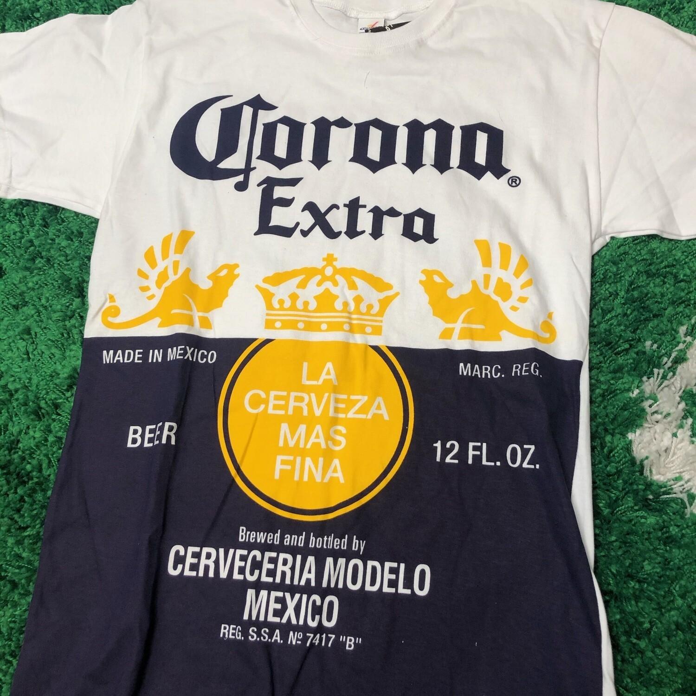 Corona Extra Tee Size Medium
