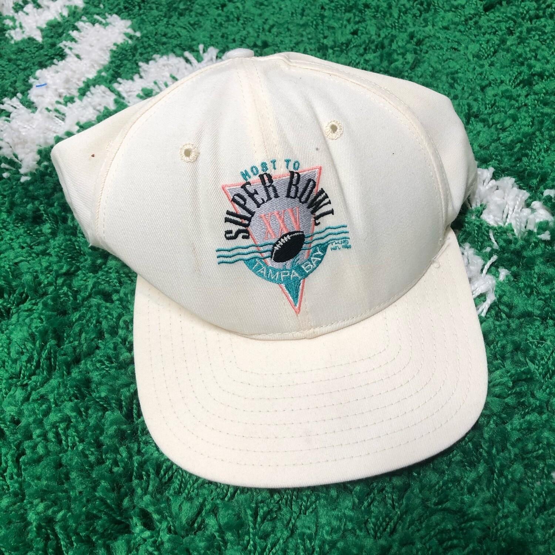 Super Bowl XXV Hat