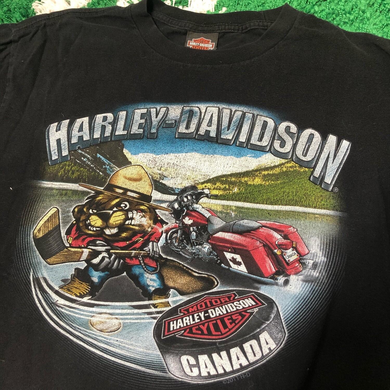 Harley-Davidson Canada NOTL Size Large