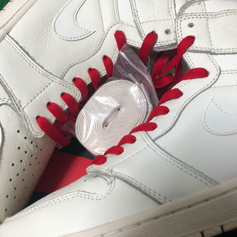 Nike Air Jordan 1 Sail Size 11.5
