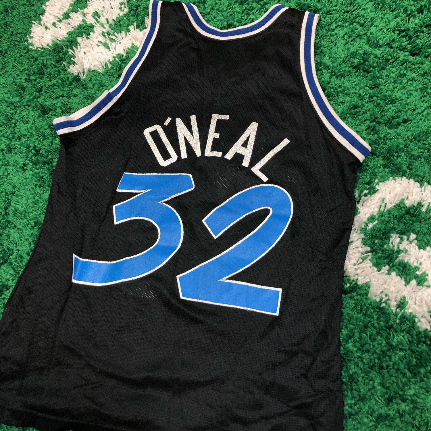 Shaquille O'Neal Orlando Champion Jersey Size Small