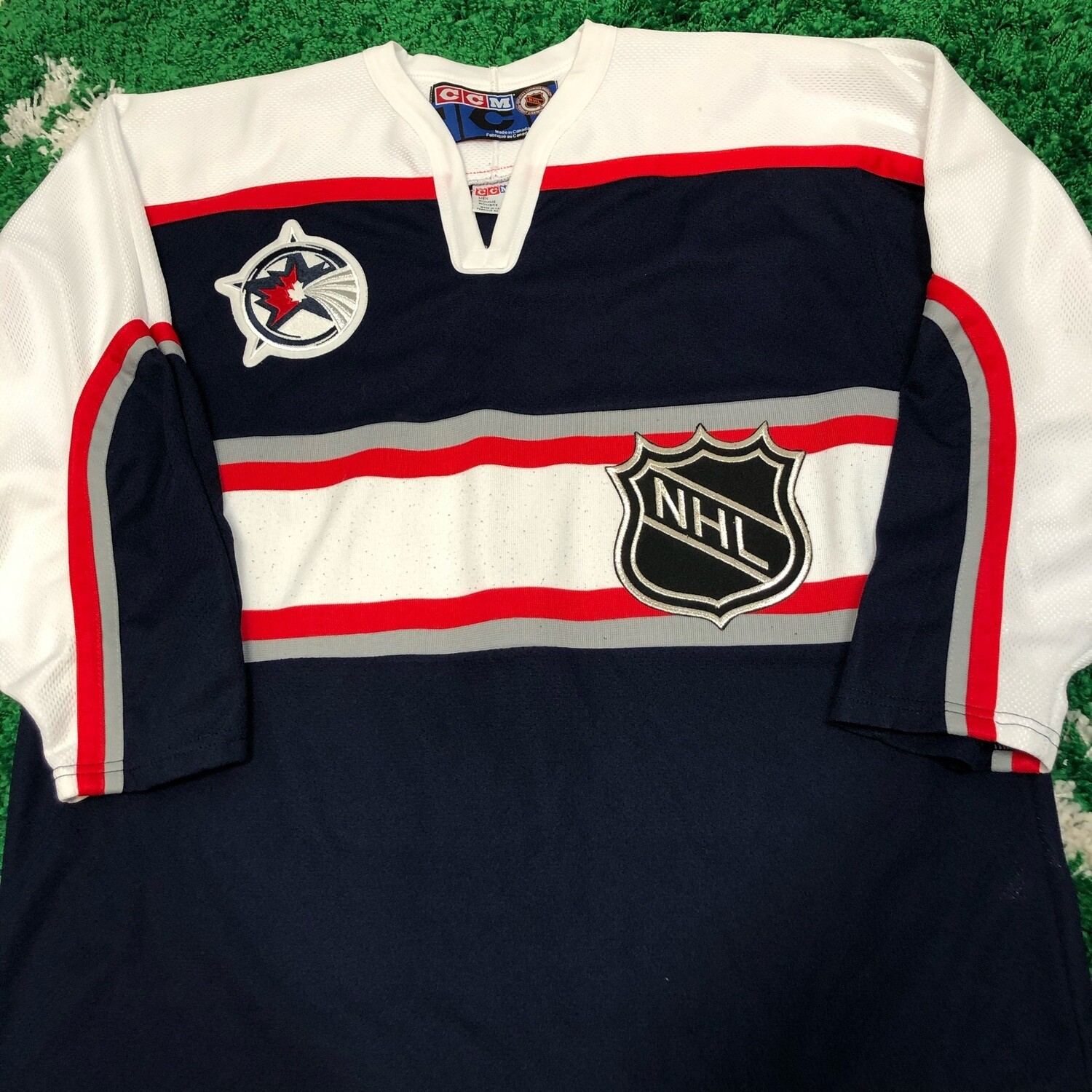 CCM NHL All Star Jersey 2000 Size Large