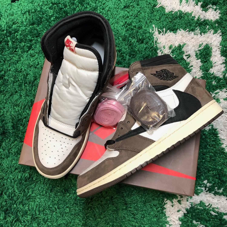 Nike Air Jordan 1 Travis Scott Size 11