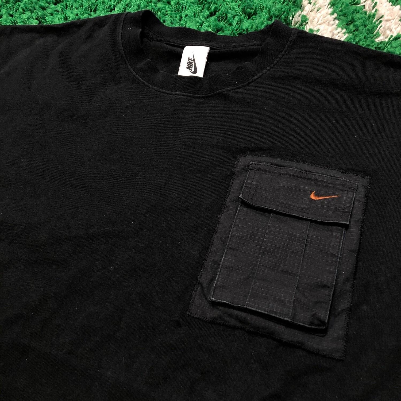 Travis Scott x Nike NRG AG Tee Black Size XL