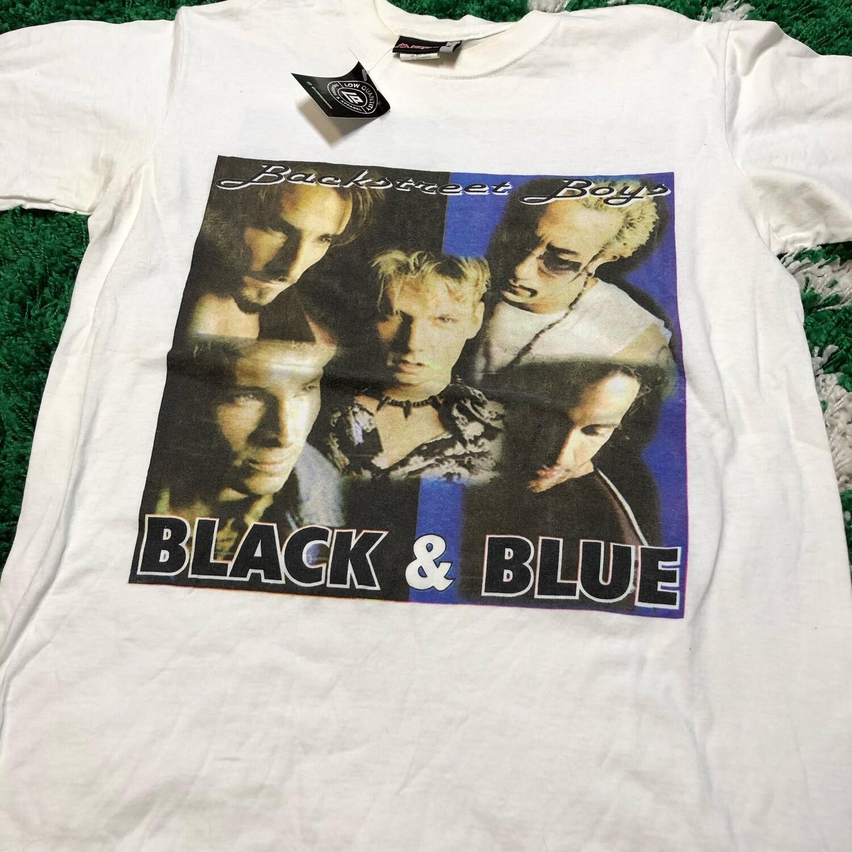 Backstreet Boys Black & Blue 2001 Tour Size Medium