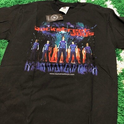 Backstreet Boys Into the Millennium Tour size Large