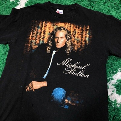 1994 Michael Bolton Tour Shirt Size Large