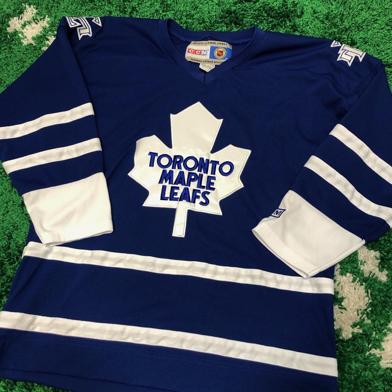 Toronto Maple Leafs 90's Jersey Size Medium
