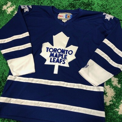 Toronto Maple Leafs 90's Jersey Size Medium