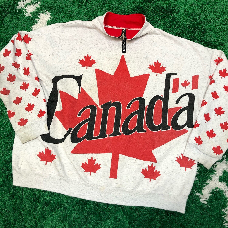 Canada Sweater Size Medium