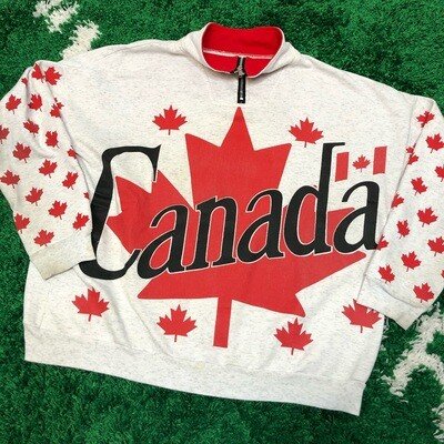 Canada Sweater Size Medium