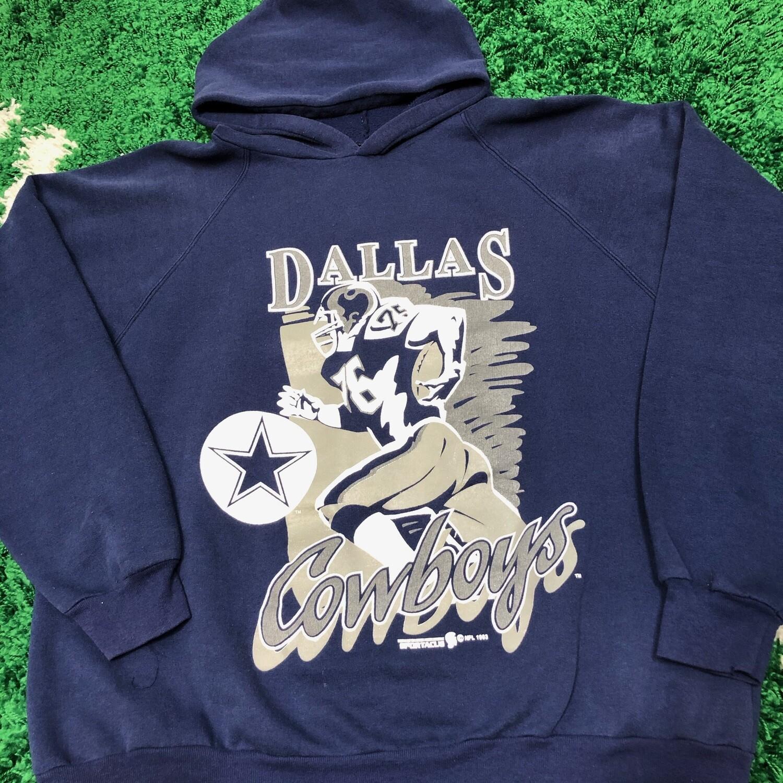 Dallas Cowboys Navy Sweater Size Medium