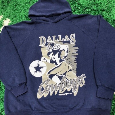 Dallas Cowboys Navy Sweater Size Medium
