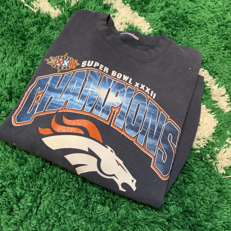 Denver Broncos Crewneck size XL